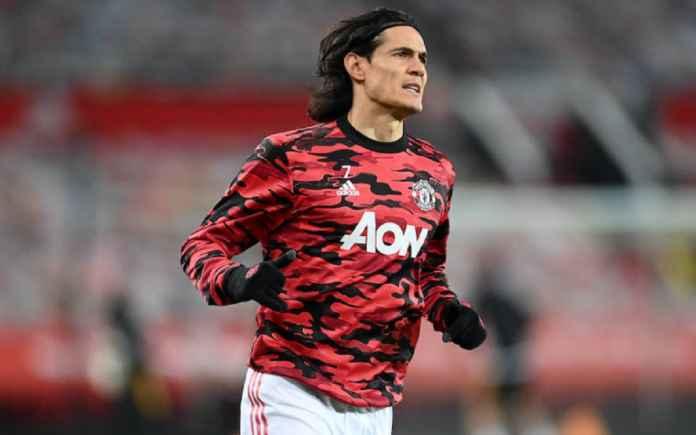 Manchester United Lakukan Segala Cara Pertahankan Edinson Cavani