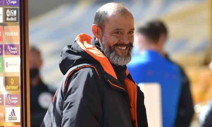 Wolves Ditinggal Nuno Espirito Santo Usai Menjamu Manchester United