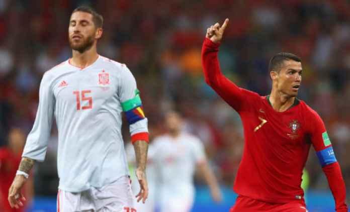 Dari Cristiano Ronaldo Hingga Sergio Ramos, Lima Pemain Ini Bisa Pensiun Usai Euro 2020