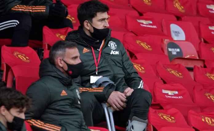 Harry Maguire Yakin Bisa Perkuat Manchester United di Final Liga Europa
