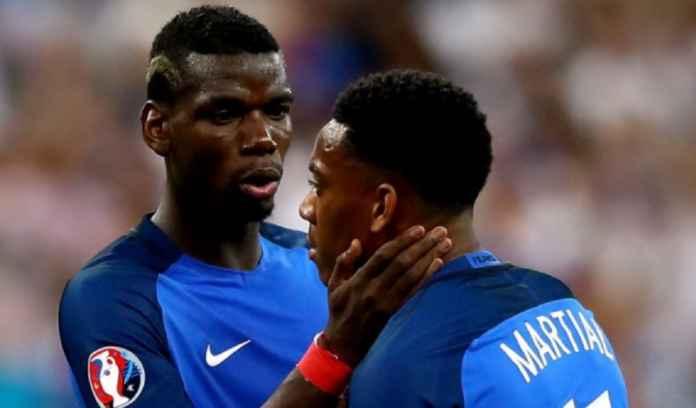 Sudah Pulih Cedera Anthony Martial Tetap Tak Masuk Timnas Prancis untuk Euro 2020