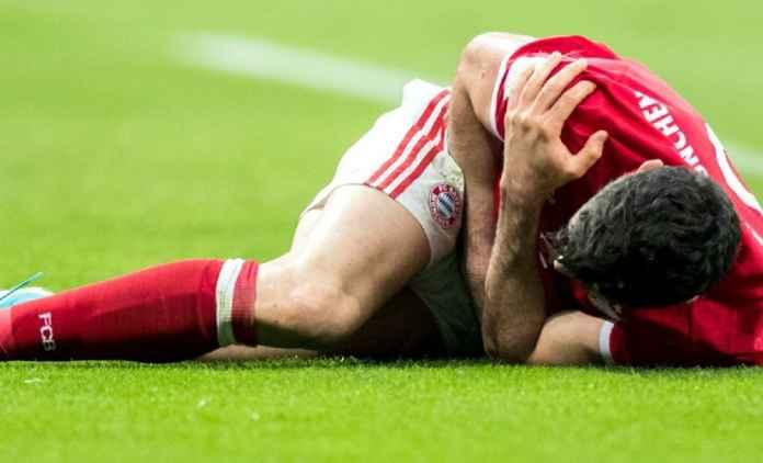 Bayern Munchen Kembali Kehilangan Lewandowski