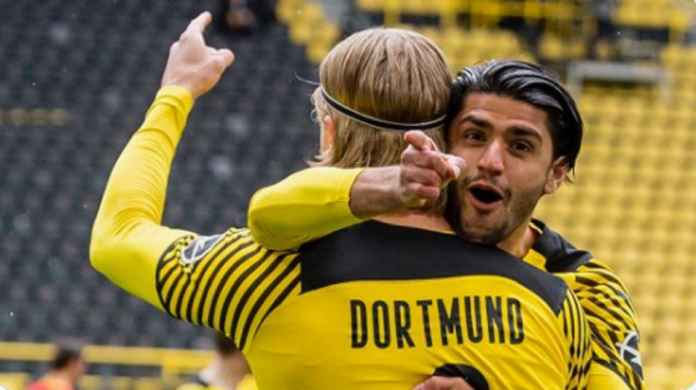 Hasil Liga Jerman: Bawa Dortmund Kalahkan Leverkusen, Erling Haaland 41 Gol Musim Ini
