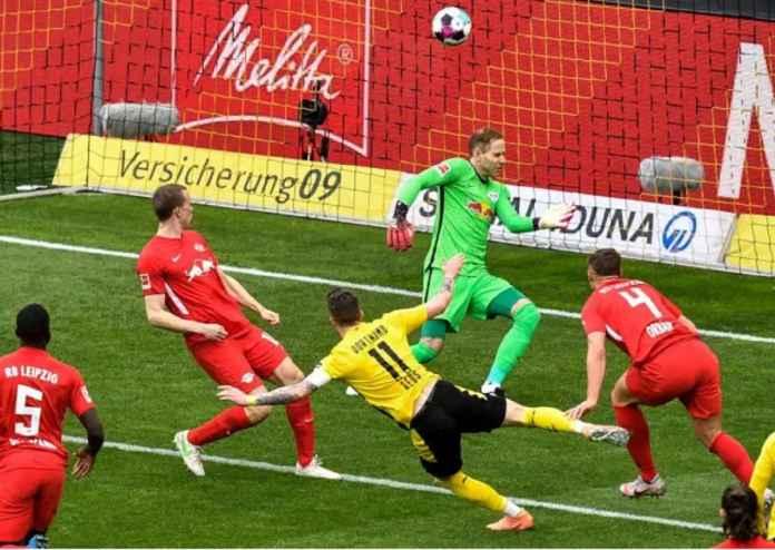 Hasil Liga Jerman: Jadon Sancho Selamatkan Borussia Dortmund Usai Leipzig Memaksa Samakan Kedudukan