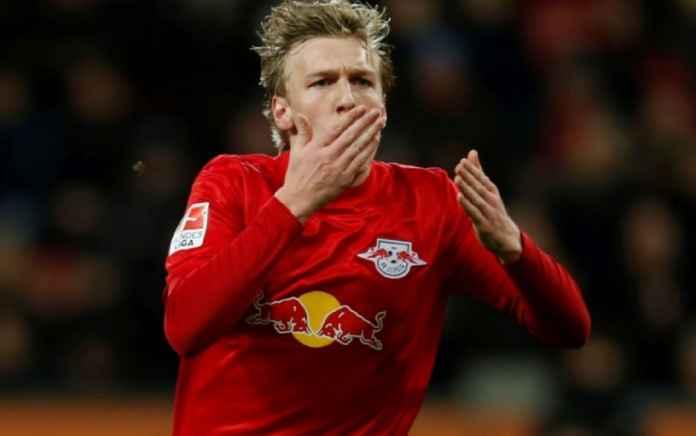 Incaran Arsenal dan Juventus Ini Teken Kontrak Baru di Leipzig