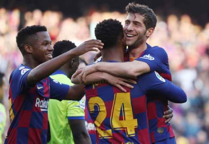 Dua Bintang Barcelona Jalani Pemulihan Cedera Bersama Timnas Spanyol
