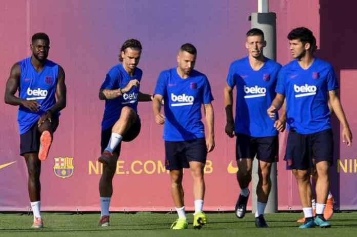 Barcelona Tawarkan Beknya ke Manchester City