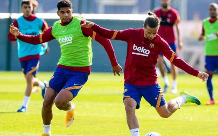 Kembali Andalkan Bek Muda, Ini Lineup Barcelona Kontra Celta Vigo