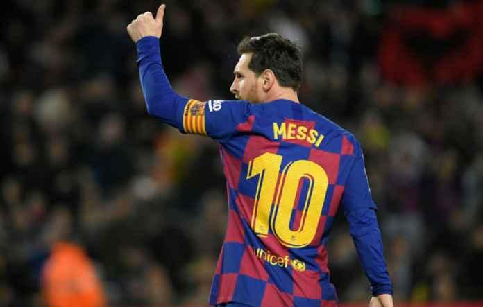 Absen Latihan, Barcelona Tanpa Lionel Messi di Kandang Eibar