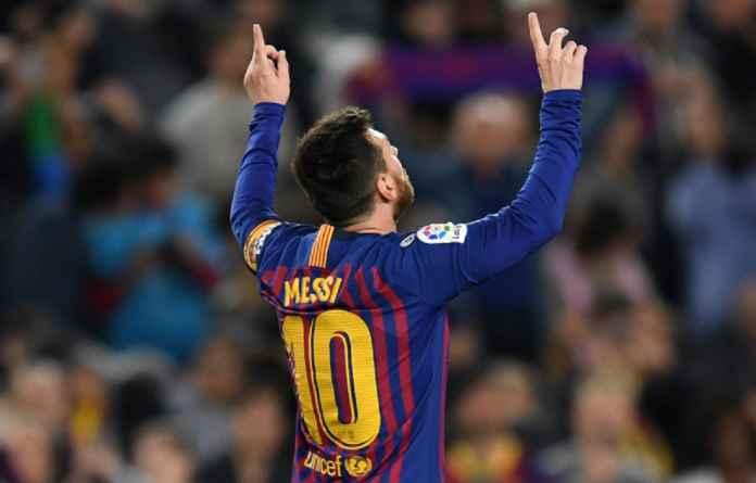 Barcelona Mulai Negosiasikan Kontrak Baru Lionel Messi