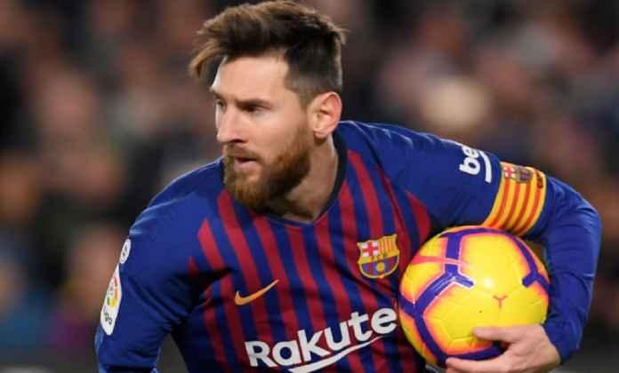 Lionel Messi SETUJU BERTAHAN Dua Tahun Lagi di Barcelona