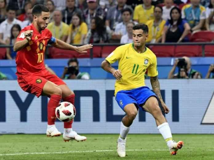 Eden Hazard vs Philippe Coutinho, Siapa yang Jadi Kegagalan Terbesar di LaLiga?