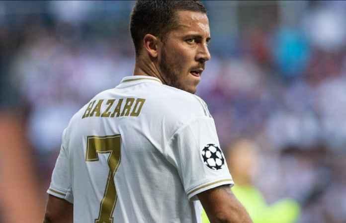 Ngotot Kembali ke Chelsea, Real Madrid Siap Jual Murah Eden Hazard