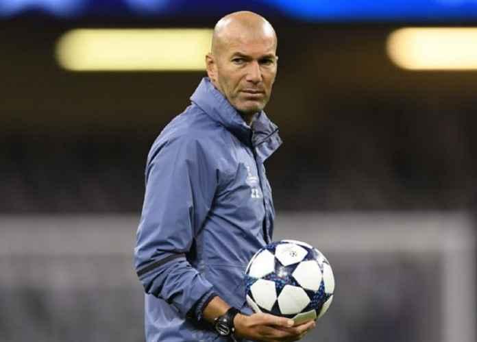 Real Madrid Godok Lima Nama Kandidat Pengganti Zidane