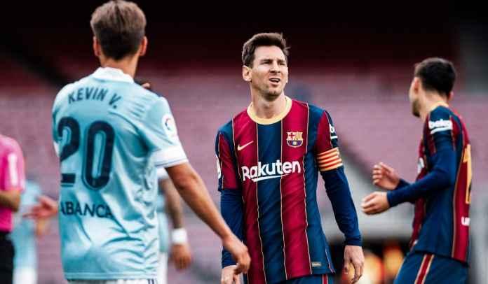 Percuma Messi Susah-Susah Catat Rekor Ini Jika Barcelona Malah Kalah di Kandang