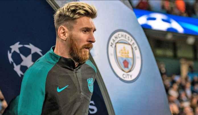 Lionel Messi Bakal Setuju Gabung Man City Asal Digaji 10 Milyar per Pekan Tanpa Pajak