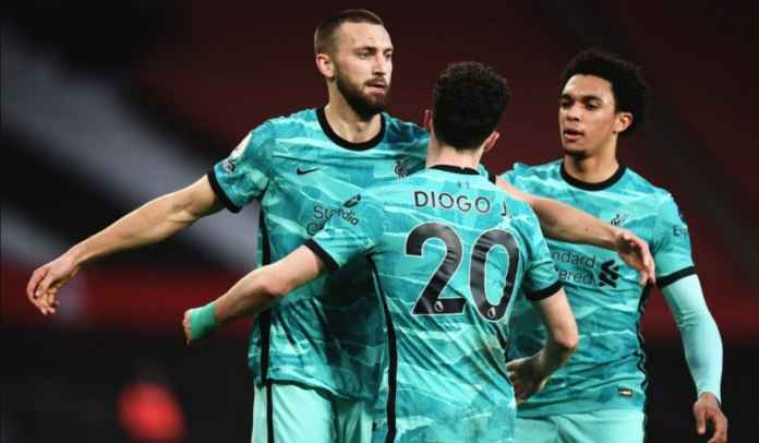 Usai Sikat Man Utd, Nat Phillips Optimis Liverpool Capai Target Finish Empat Besar