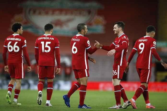 Liverpool Masih Diragukan Finis Empat Besar Liga Inggris