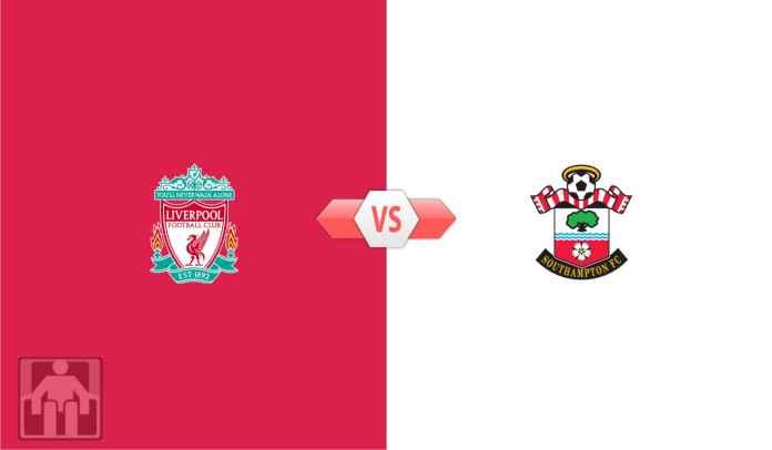Prediksi Liverpool vs Southampton, Saatnya Akhiri Hattrick Hasil Imbang, Reds!