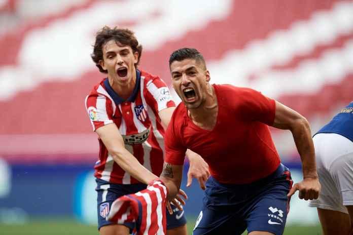 Luis Suarez Sebut Trofi La Liga Sudah Ditangan Atletico