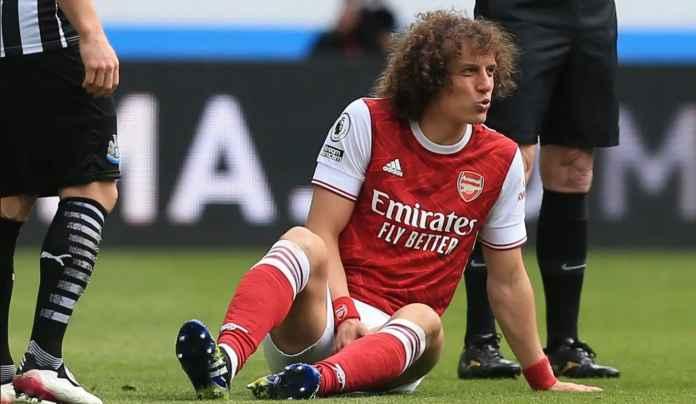 Mikel Arteta Sebut Cedera David Luiz Rusak Kemenangan Arsenal Atas Newcastle