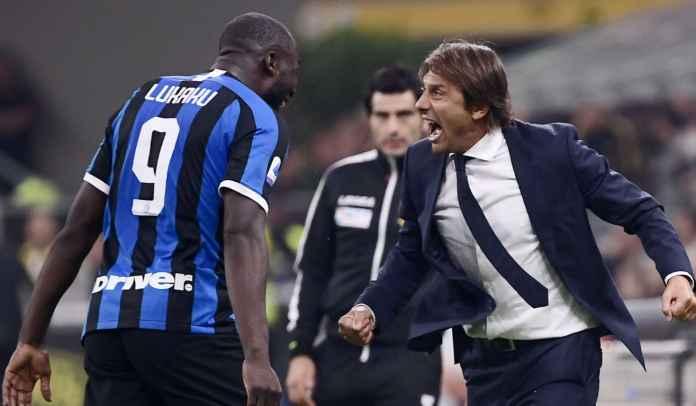 Ditinggal Manajernya Pergi, Bomber Inter Romelu Lukaku : Terima Kasih, Antonio Conte