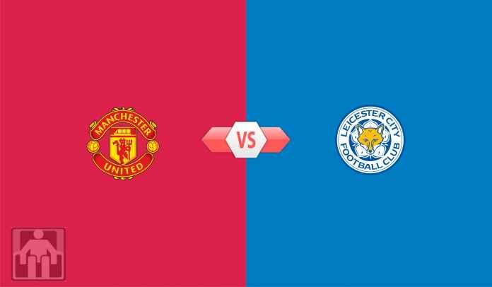 Prediksi Manchester United vs Leicester City, Terus Tunda Pesta Juara Tetangga Berisik