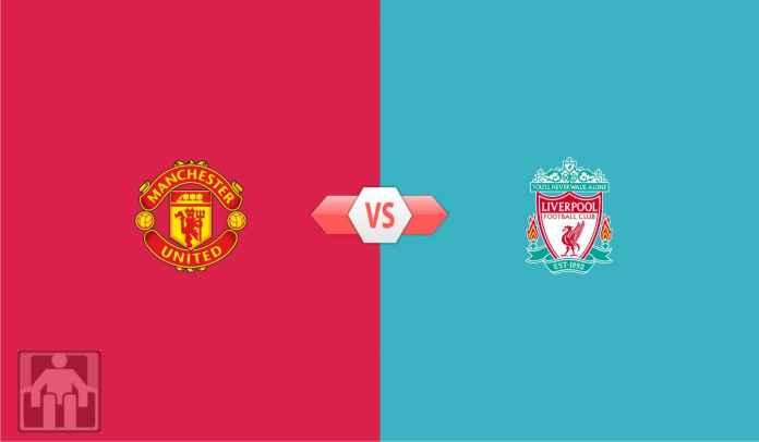 Prediksi Manchester United vs Liverpool, Saatnya Kirim The Reds ke Liga Malam Jumat