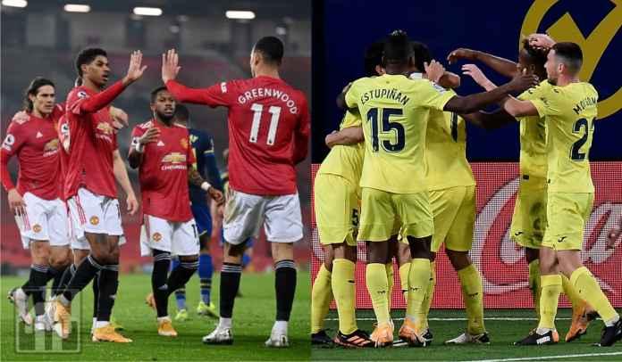 Final Liga Europa Villarreal vs Man Utd : 5 Pemain yang Menarik Diperhatikan Aksinya!