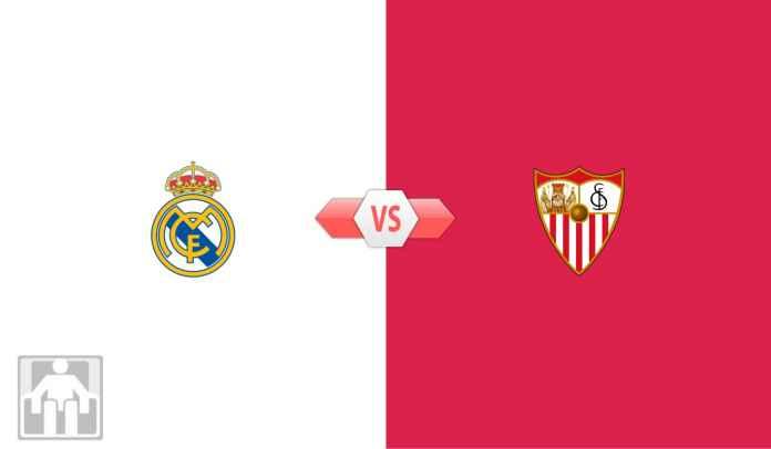 Prediksi Real Madrid vs Sevilla, Los Blancos Punya Rekor Bagus Lawan Los Nervionenses