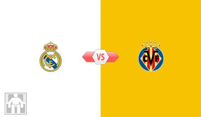 Prediksi Liga Spanyol Real Madrid vs Villarreal, Berharap Keajaiban di Pekan Terakhir