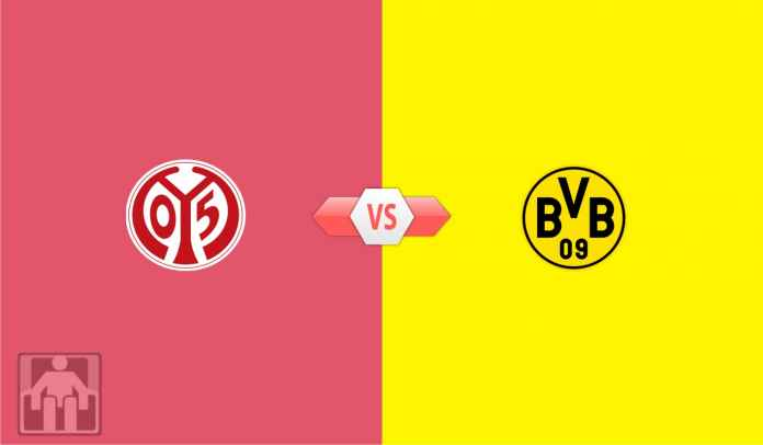Prediksi Liga Jerman Mainz 05 vs Borussia Dortmund, Bidik Kemenangan Ketujuh Beruntun