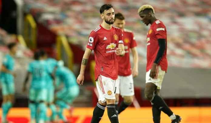 Man Utd Tak Cukup Kuat Gulingkan Dominasi City Musim Depan, Butuh 6 Pemain Baru