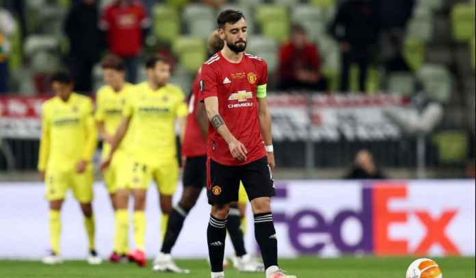 Man Utd Tak Pernah Kalah di Final Eropa Kecuali Lawan Barcelona, Villarreal Mengakhirinya?