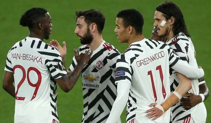 Serangkaian Rekor Man Utd Usai Singkirkan Roma di Liga Europa, Agregat 8-5