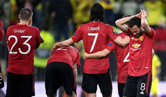Man Utd Mungkin Langsung Bahas Transfer 3-5 Pemain Ini Usai Kekalahan Final Liga Europa