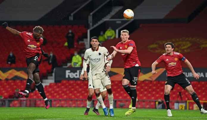 Liga Europa : Tiga Pemain Manchester United Dipastikan Absen Kontra AS Roma