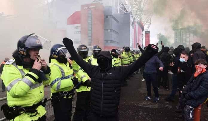 Man Utd Kalah, Ole Gunnar Solskjaer Sebut Protes Fans Ganggu Persiapan Tim