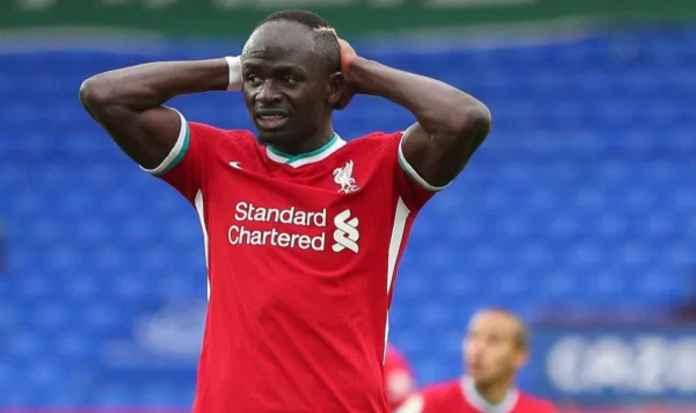 Liverpool Terancam Gagal ke Liga Champions, Sadio Mane : Ini Musim Terburuk Saya