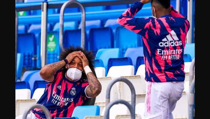 Gawat Ini! Real Madrid dan Atletico Sama-sama Tertinggal Satu Gol