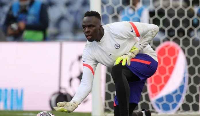 Jika Tampil Nanti Malam, Edouard Mendy Jadi Kiper Afrika Pertama di Final Liga Champions