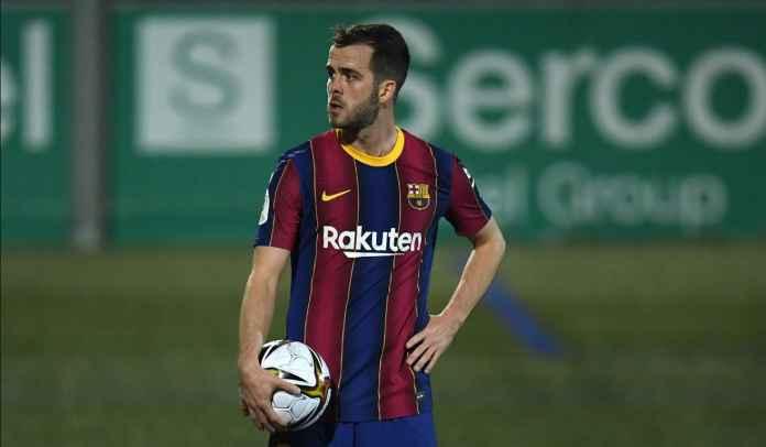 Cuma Enam Kali Starter di La Liga, Miralem Pjanic Ungkap Keluh Kesahnya di Barcelona