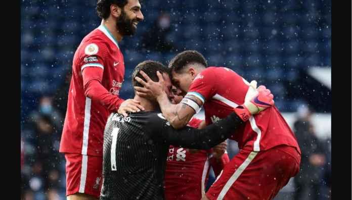 Kiper The Reds Menangis Cetak Gol Detik Terakhir, Buka Peluang Liverpool Lolos Liga Champions
