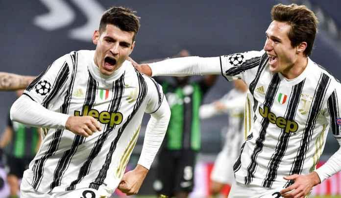 Lagi Bokek, Juventus Kesulitan Kontrak Permanen Alvaro Morata dari Atletico Madrid