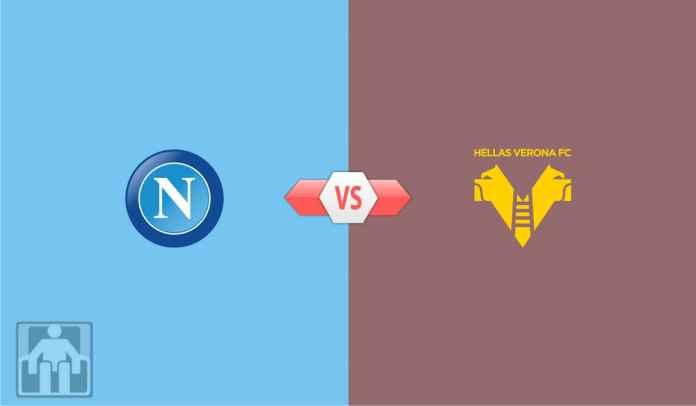 Prediksi Liga Italia Napoli vs Hellas Verona, Nasib Liga Champions di Tangan Sendiri