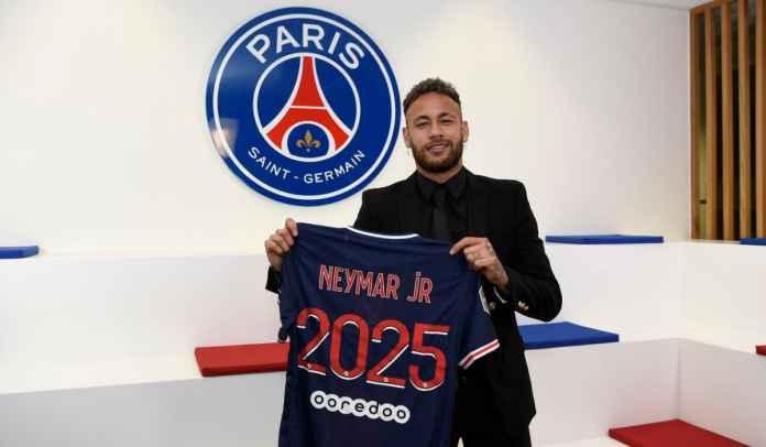Kontrak Baru Neymar di PSG, Ada Klausul Pensiun, Bisa Pulang ke Brasil di Usia 34 Tahun