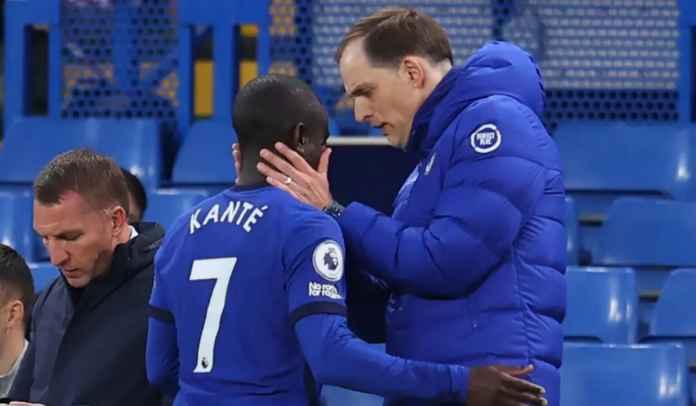 Chelsea Menang, Tapi Cedera N'golo Kante Bikin Cemas Thomas Tuchel & Bos Prancis
