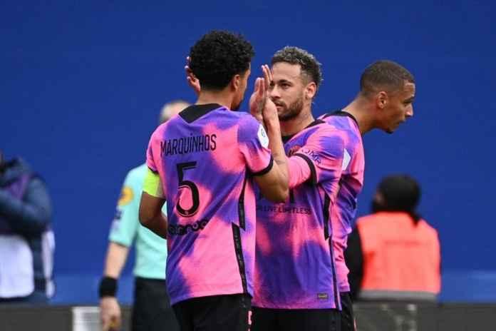 PSG Tak Membutuhkan Keajaiban di Manchester
