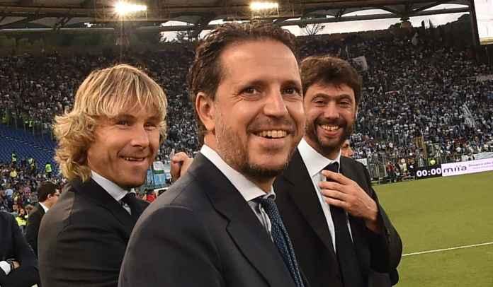 Breaking News : Direktur Olahraga Fabio Paratici Resmi Tinggalkan Juventus
