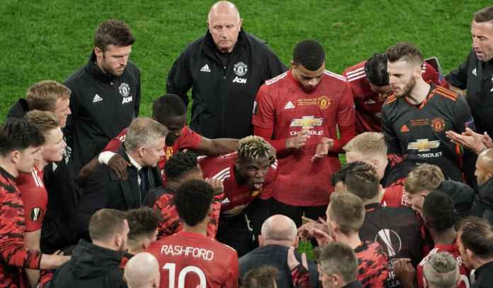 Paul Pogba Janjikan Man Utd Bangkit Lebih Kuat Usai Kekecewaan di Liga Europa